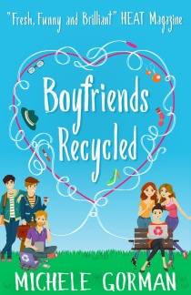 Boyfriends Recycled small [10300393]