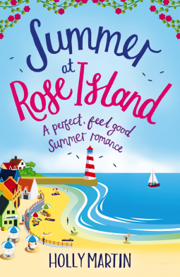 Review – Summer at Rose Island by Holly Martin